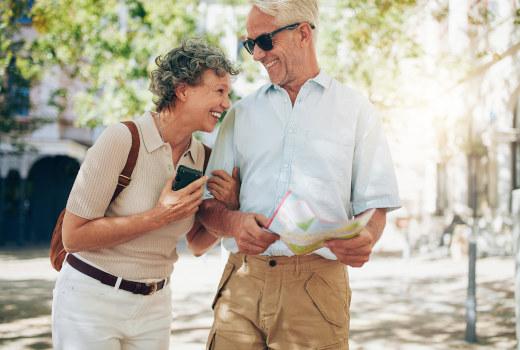 Release lifestyle retirement